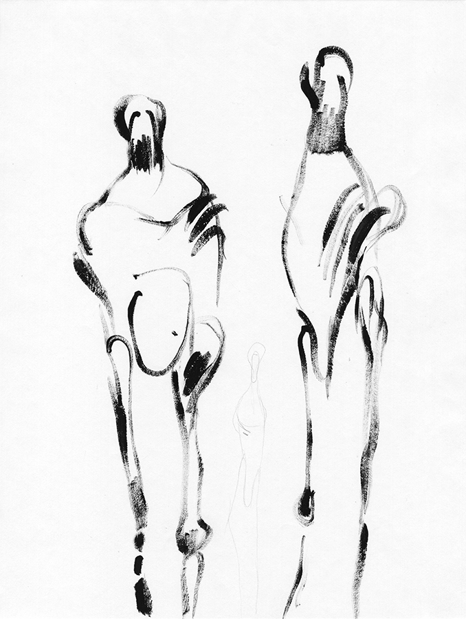 Sketch white No.14