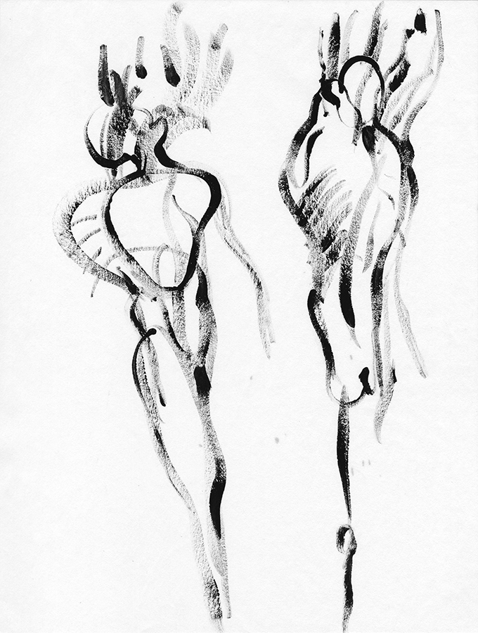 Sketch white No.15