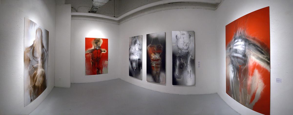 Gallery 1313, Toronto, ON | September 2013 | Photo: Miklos Legrady